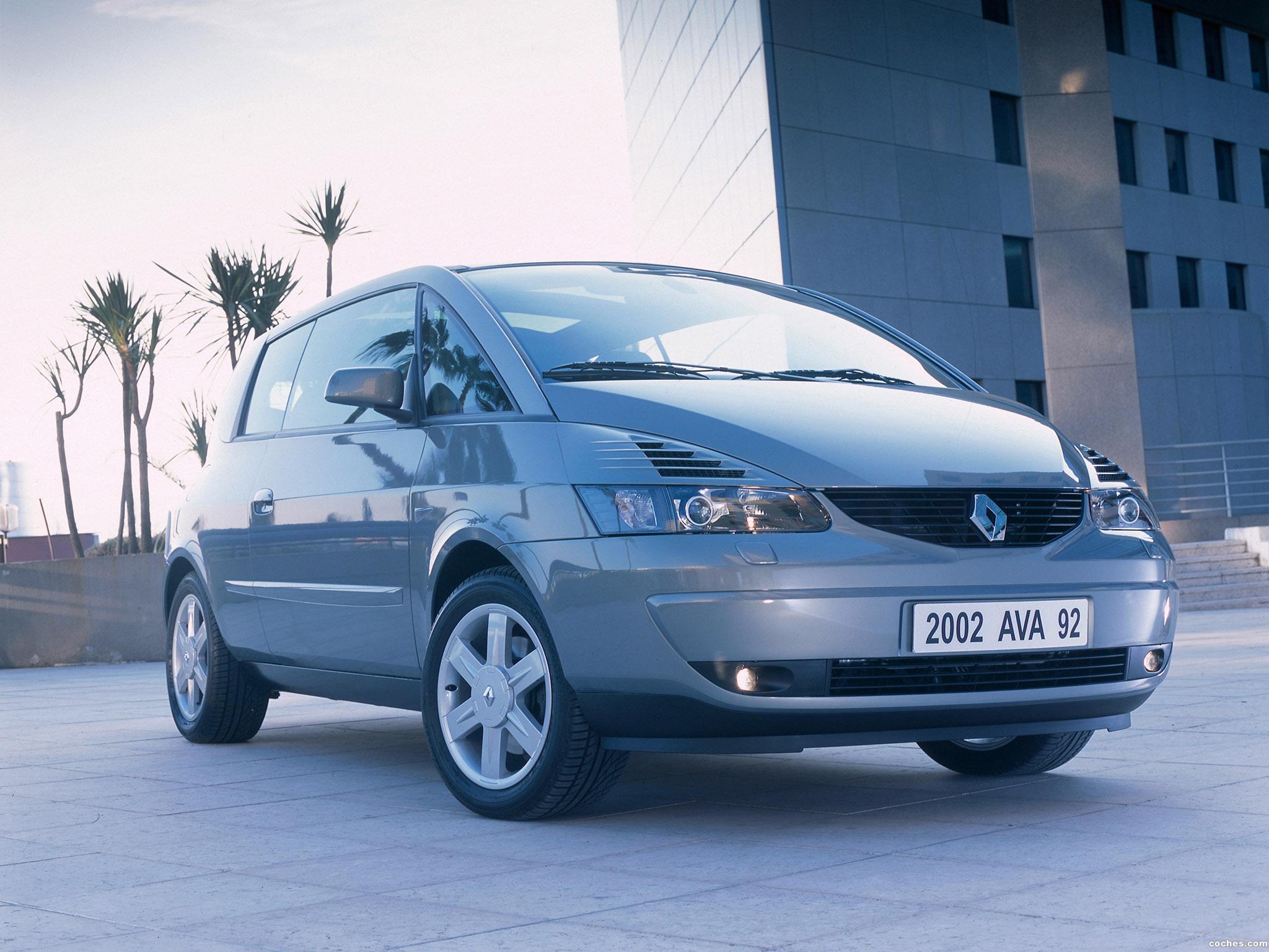 Foto 0 de Renault Avantime 2001