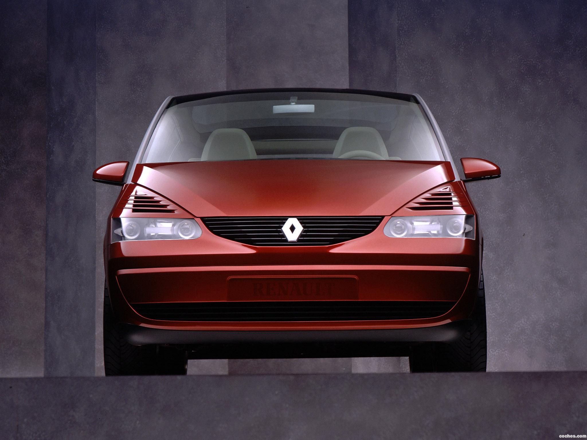 Foto 0 de Renault Avantime Concept 1999