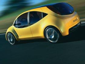 Ver foto 6 de Renault Be Bop Concept 2003