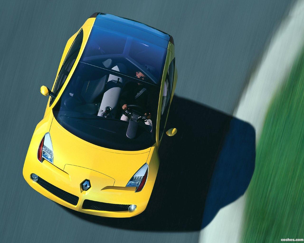 Foto 0 de Renault Be Bop Concept 2003