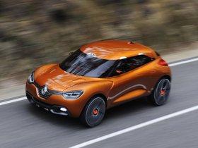 Ver foto 9 de Renault Captur Concept 2011