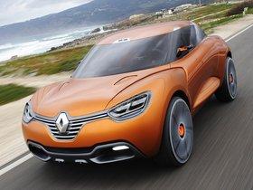 Ver foto 7 de Renault Captur Concept 2011