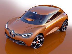 Ver foto 3 de Renault Captur Concept 2011