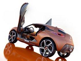 Ver foto 2 de Renault Captur Concept 2011