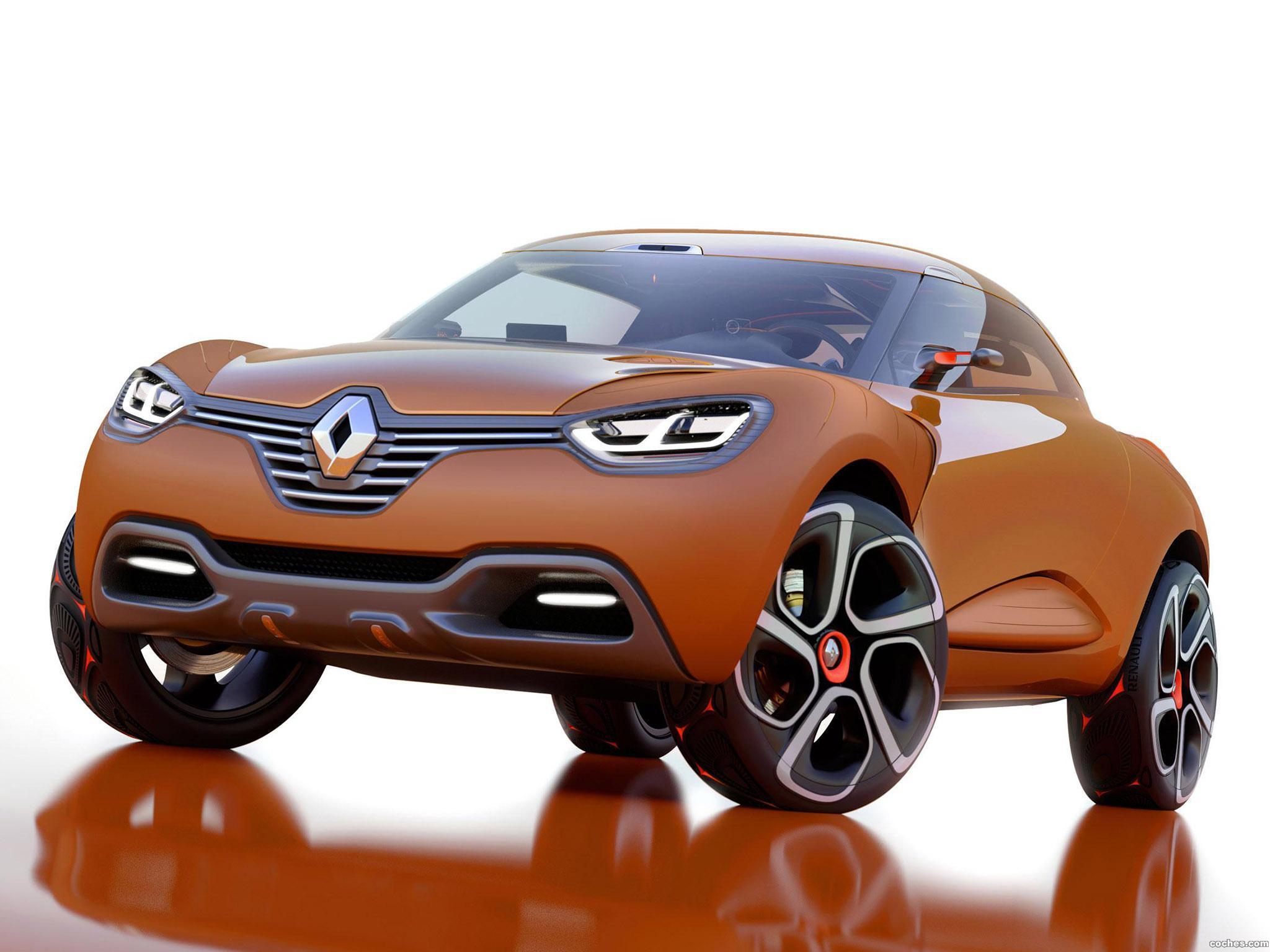 Foto 0 de Renault Captur Concept 2011