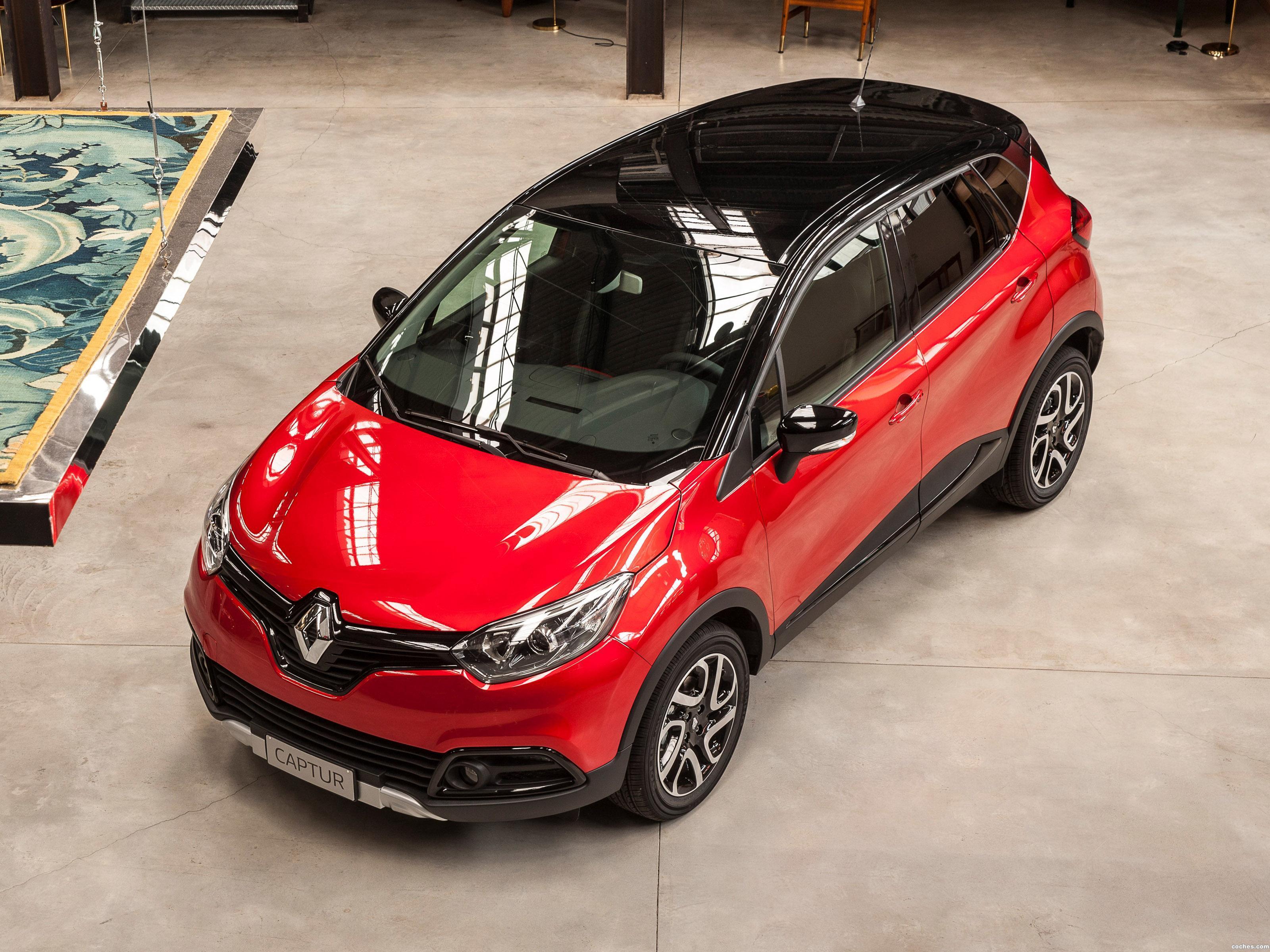 Foto 4 de Renault Captur Hypnotic 2016