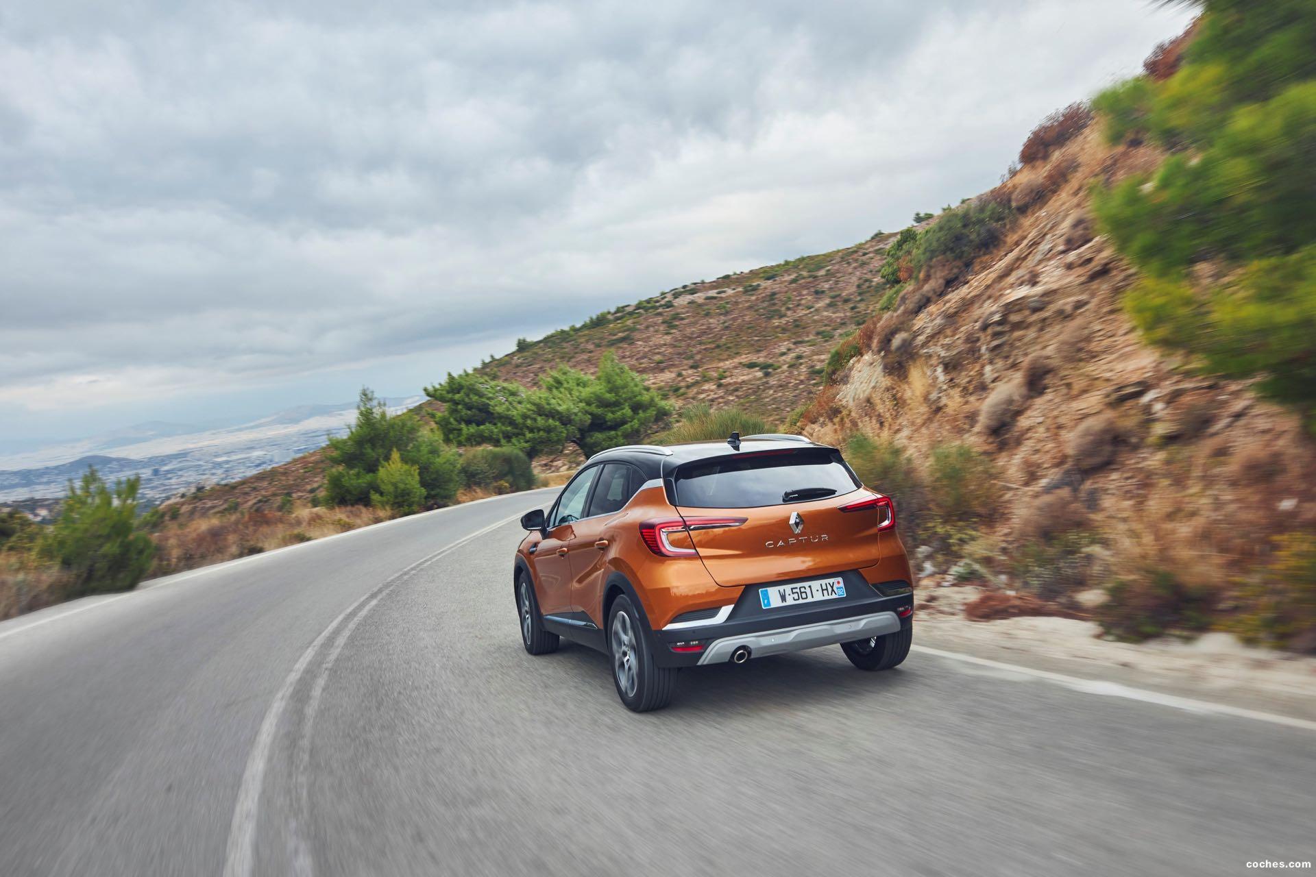 Foto 25 de Renault Captur Zen 2020