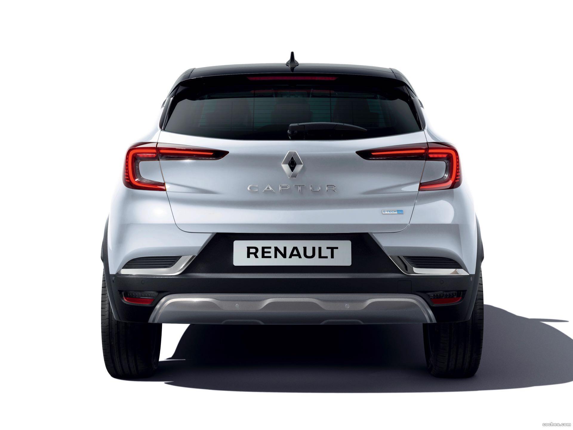 Foto 7 de Renault Captur E-Tech 2020