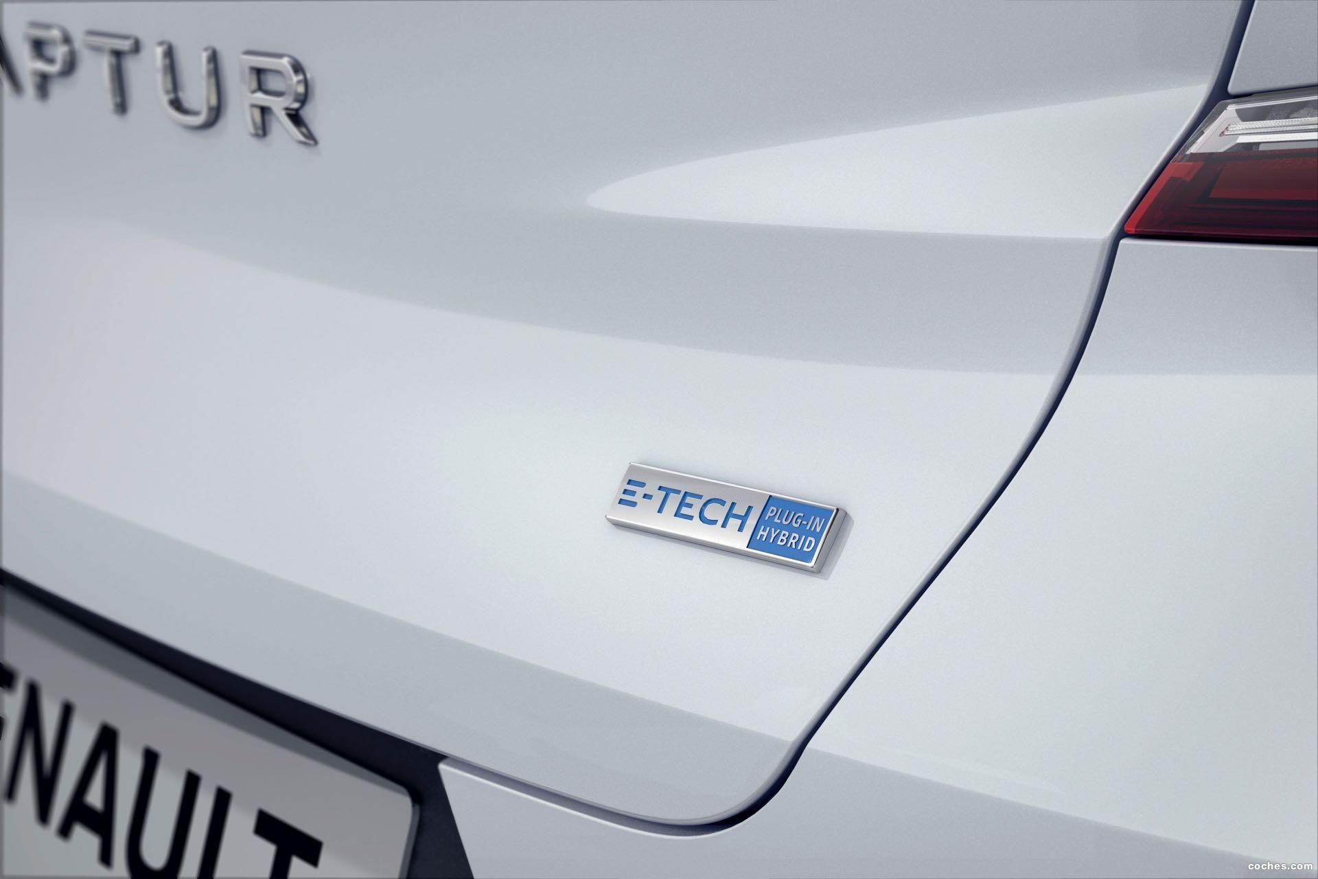 Foto 11 de Renault Captur E-Tech 2020