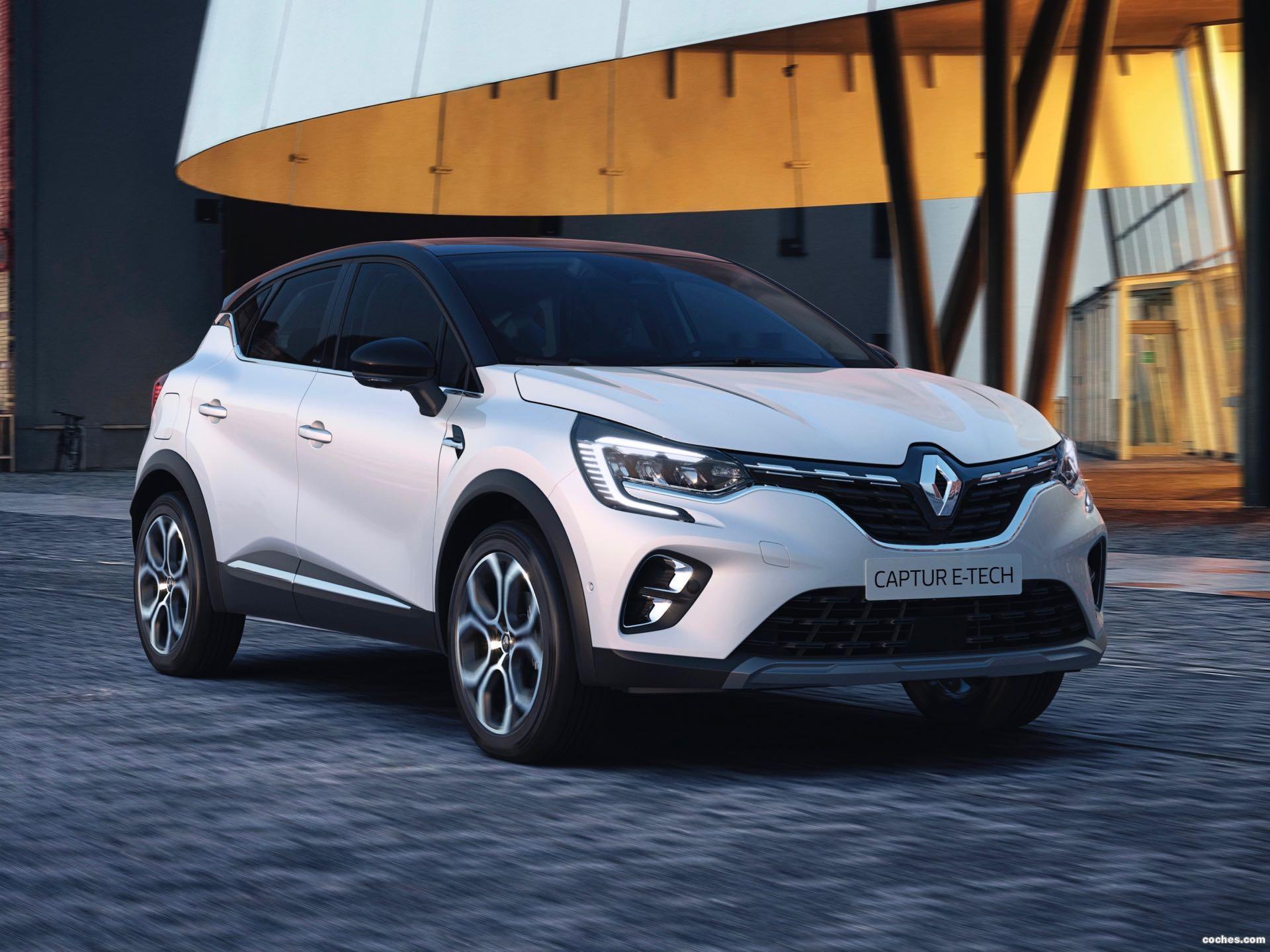 Foto 1 de Renault Captur E-Tech 2020