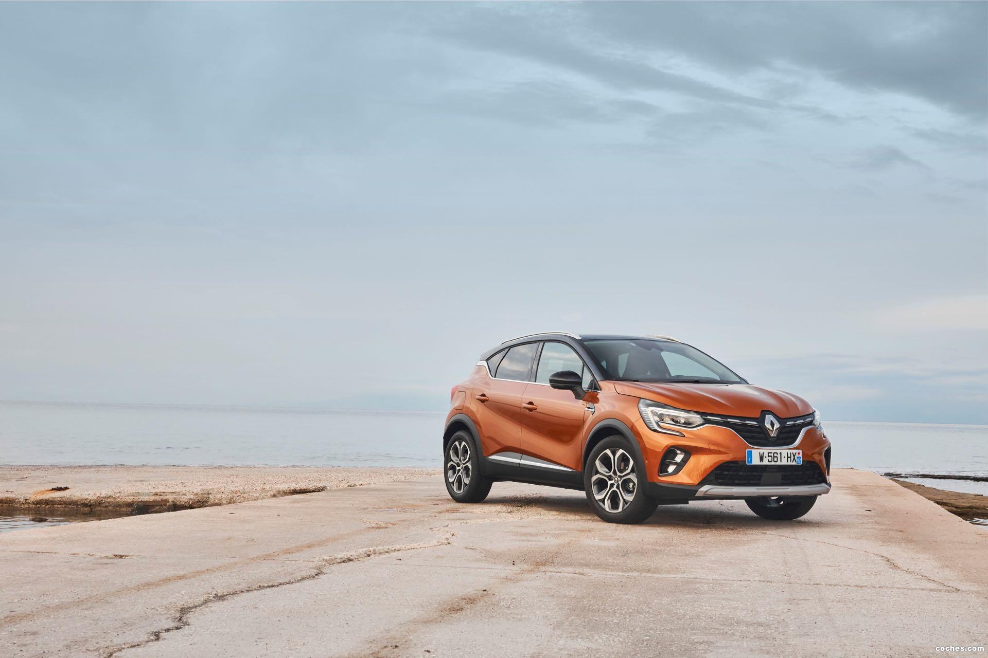 Foto 19 de Renault Captur Zen 2020