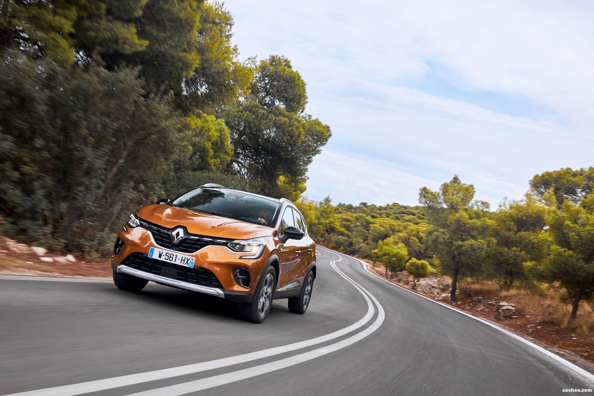 Foto 17 de Renault Captur Zen 2020