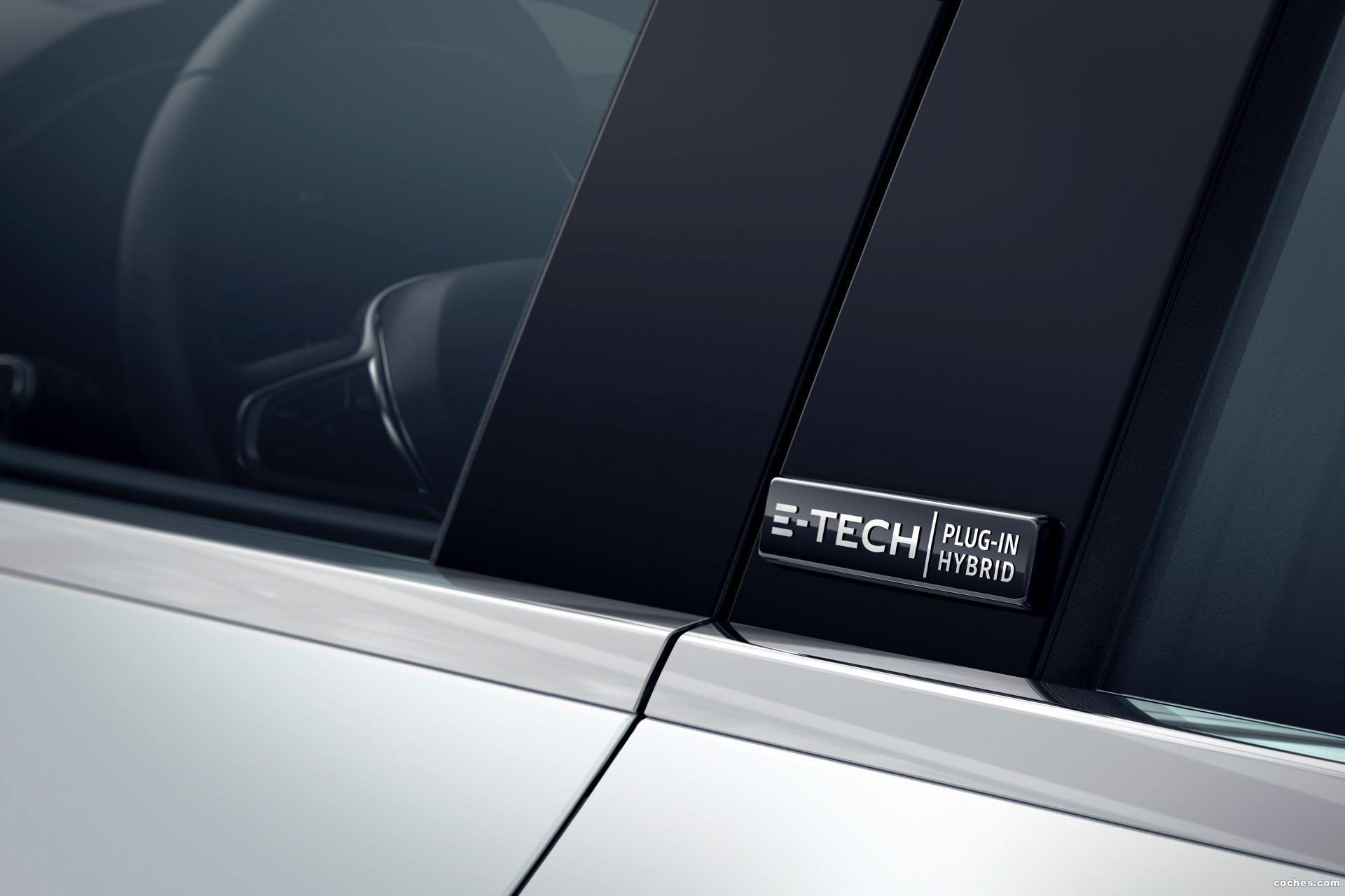 Foto 12 de Renault Captur E-Tech 2020