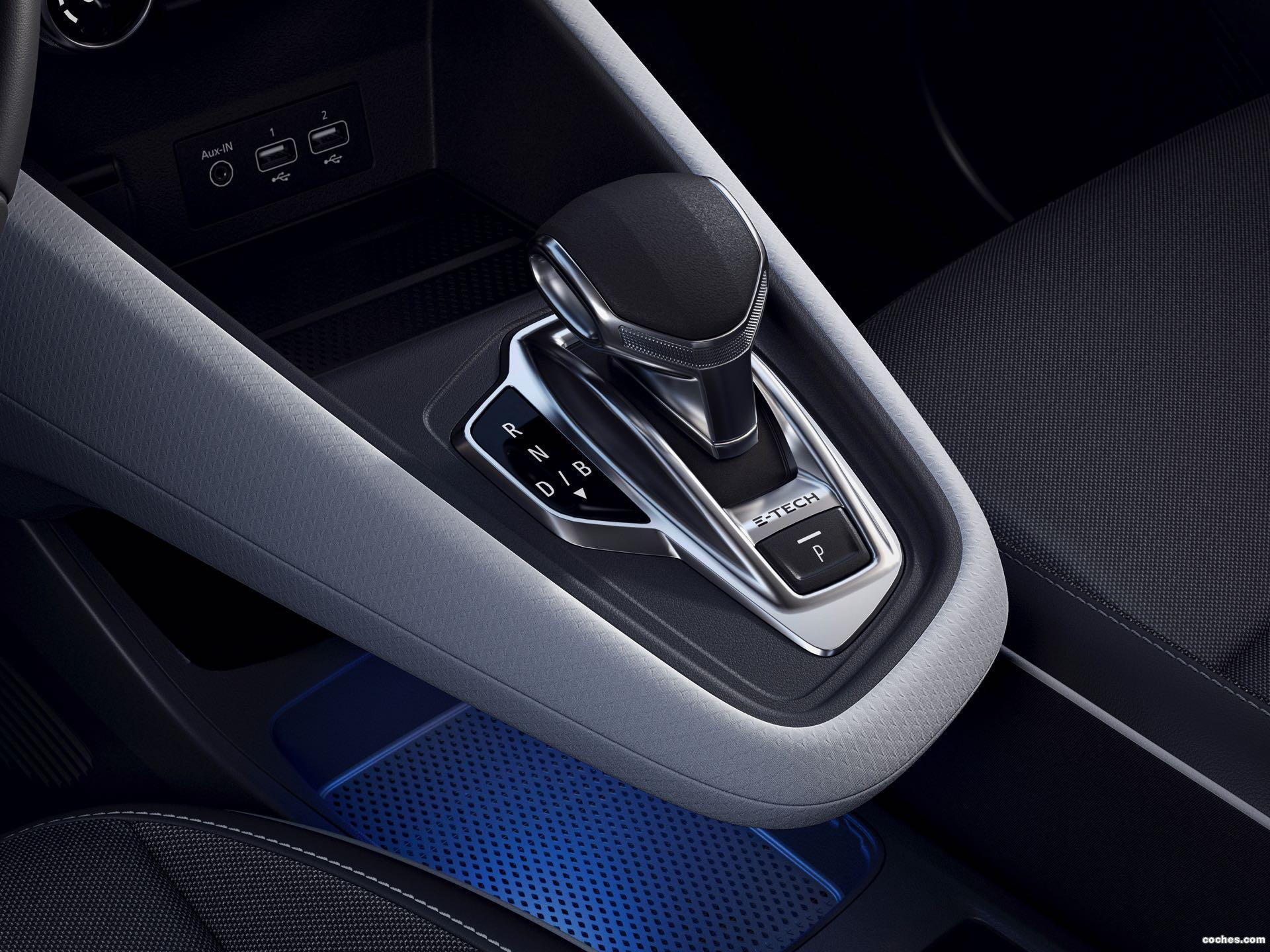 Foto 8 de Renault Captur E-Tech 2020