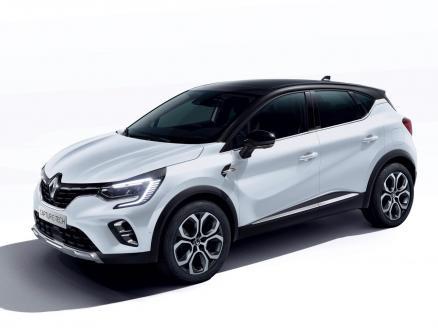 Renault Captur E-tech Híbrido Enchufable Zen 117kw