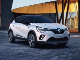 Ver foto 2 de Renault Captur E-Tech 2020