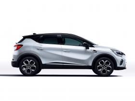Ver foto 6 de Renault Captur E-Tech 2020