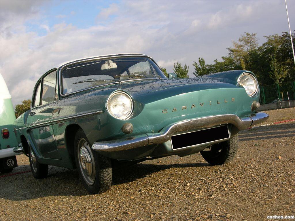 Foto 0 de Renault Caravelle 1100 Hard Top 1964