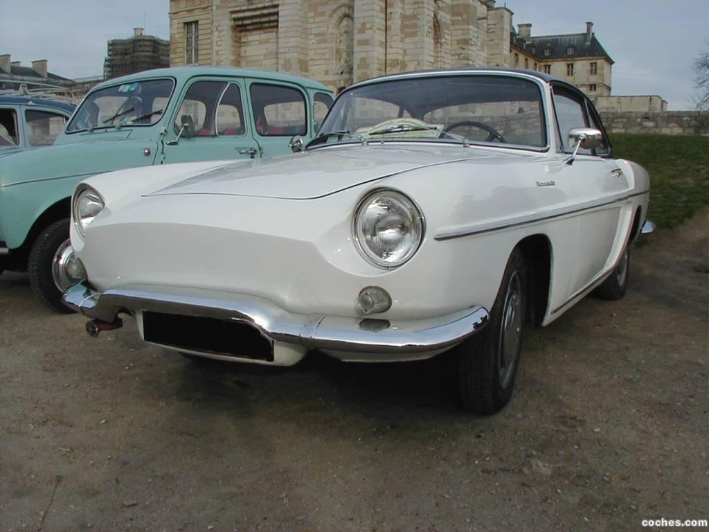 Foto 0 de Renault Caravelle Coupe 1958