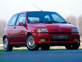 Fotos de Renault Clio 16S 1993