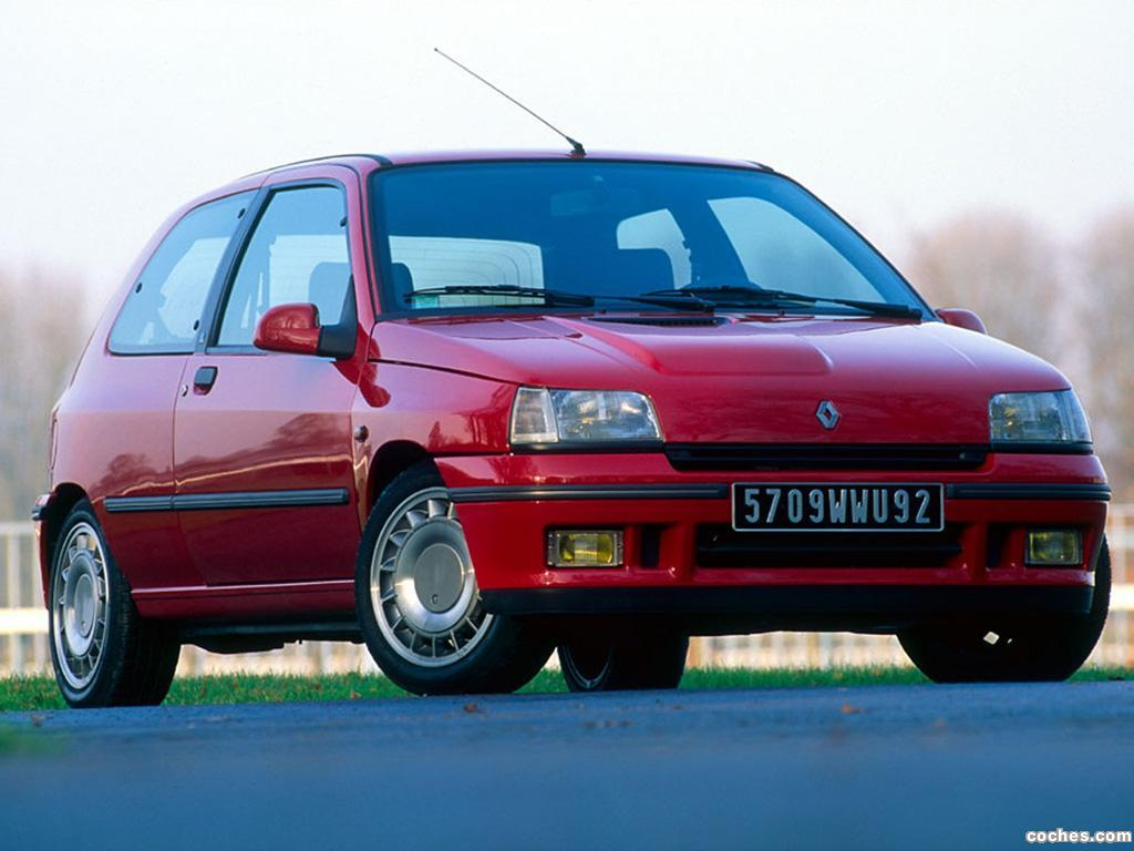 Foto 0 de Renault Clio 16S 1993
