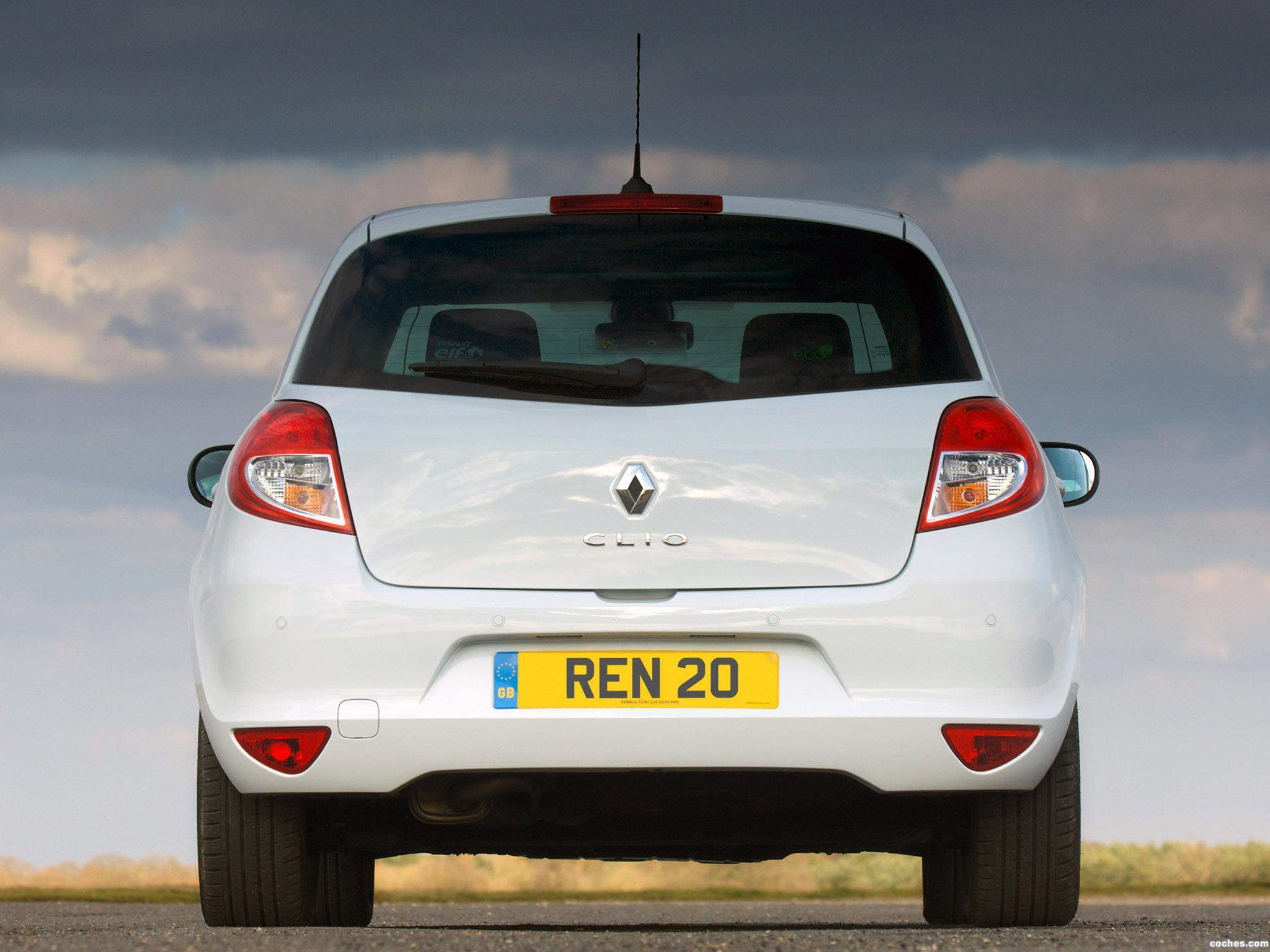 Foto 4 de Renault Clio 20th UK 2010