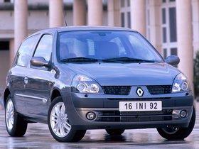 Fotos de Renault Clio II 3 puertas 2001