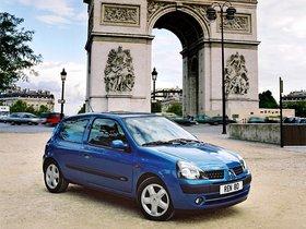 Ver foto 7 de Renault Clio II 3 puertas 2001