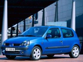 Ver foto 6 de Renault Clio II 3 puertas 2001