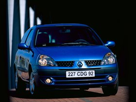 Ver foto 2 de Renault Clio II 3 puertas 2001