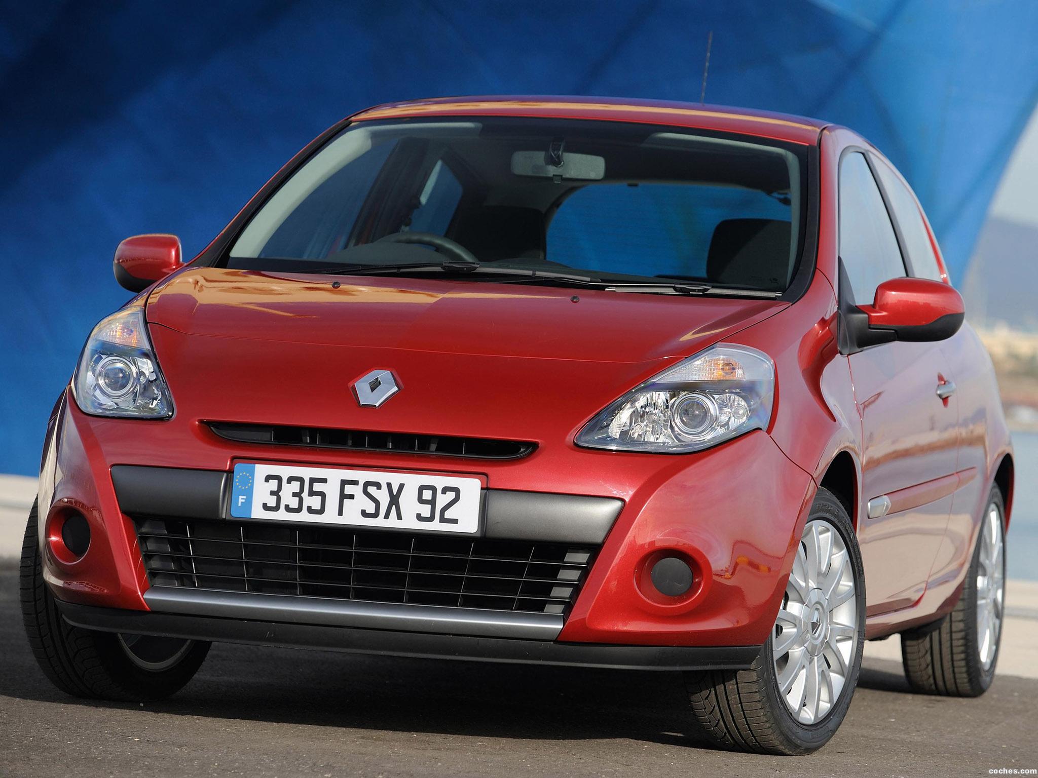 Foto 0 de Renault Clio 3 puertas 2009
