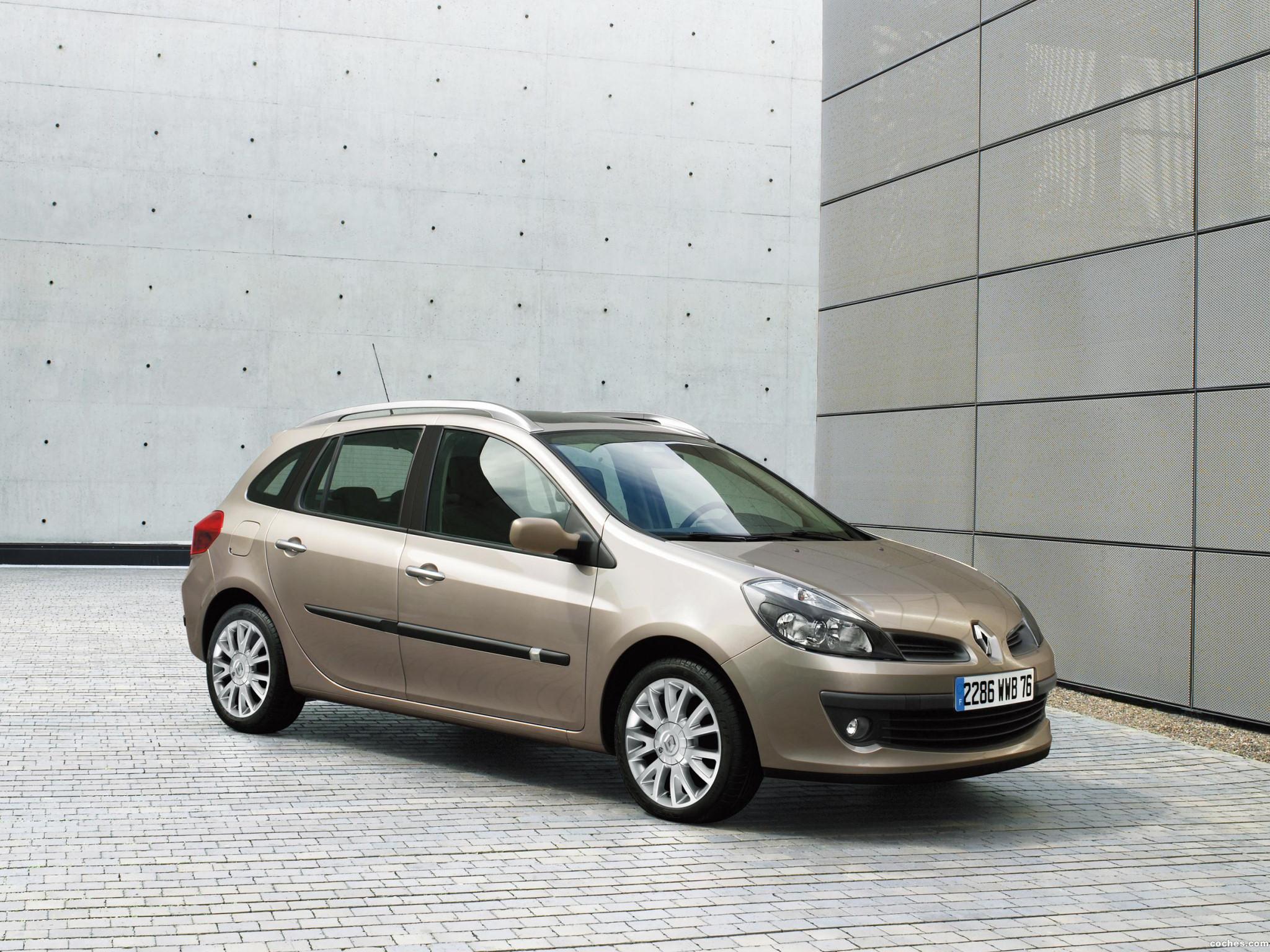 Foto 0 de Renault Clio Estate 2007