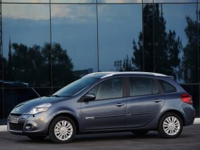 Fotos de Renault Clio Estate 2009