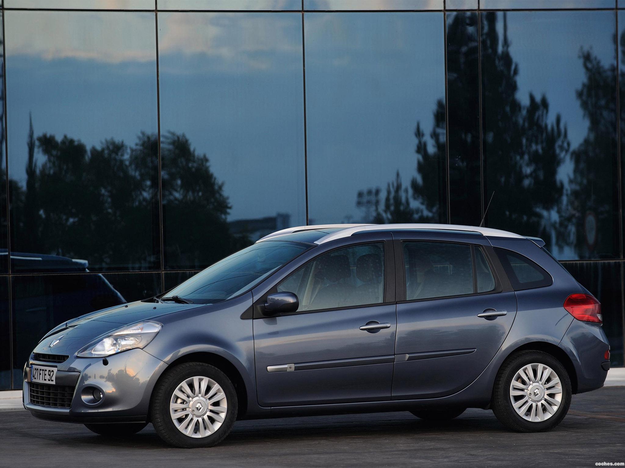 Foto 0 de Renault Clio Estate 2009