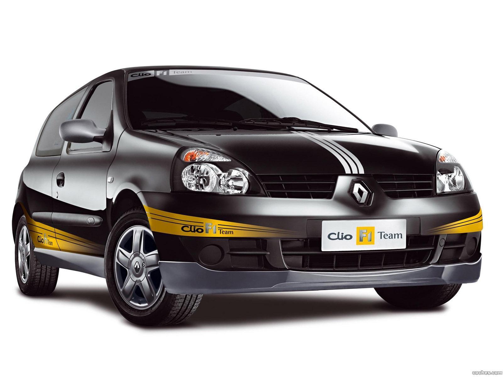 Foto 0 de Renault Clio F1 Team 2007