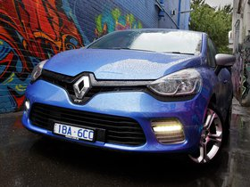 Fotos de Renault Clio GT Australia 2014