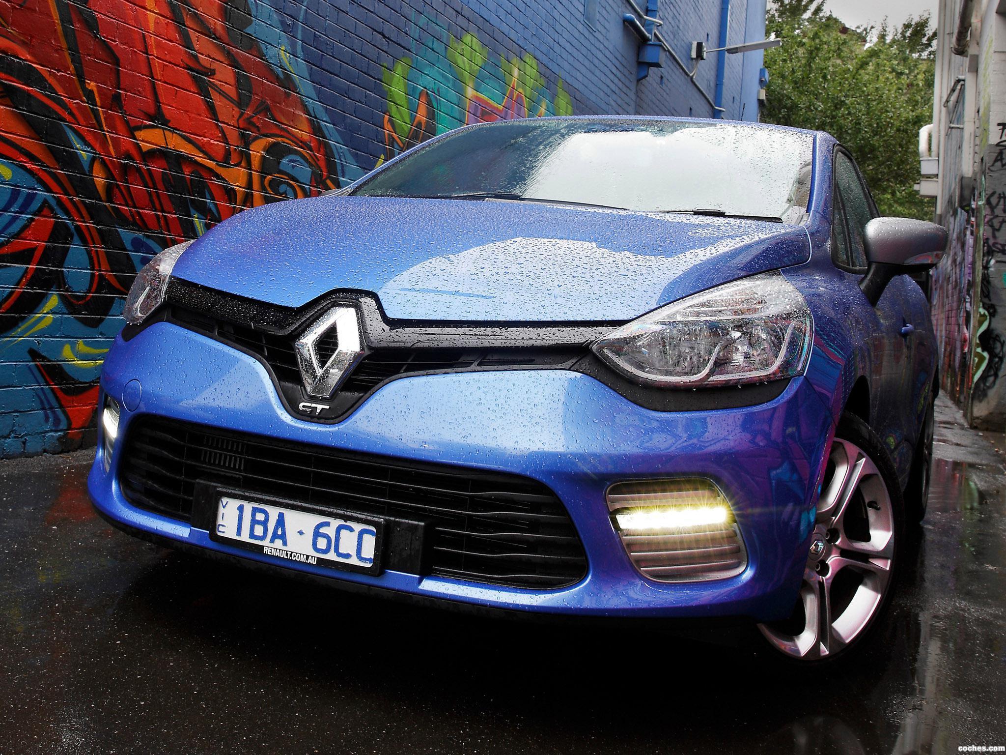 Foto 0 de Renault Clio GT Australia 2014