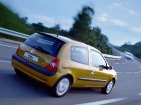 Ver foto 6 de Renault Clio II 2001