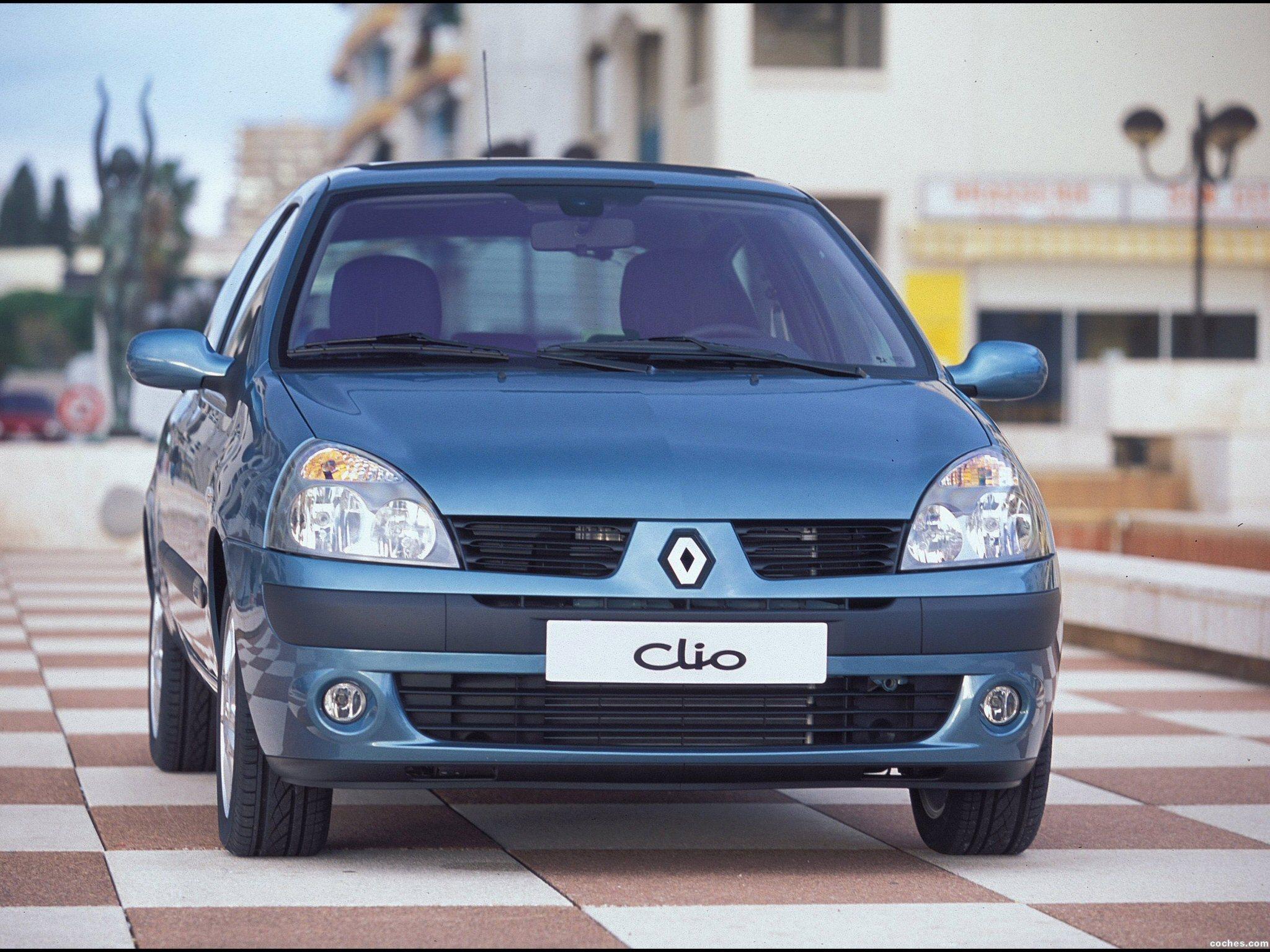 Foto 0 de Renault Clio II 2001