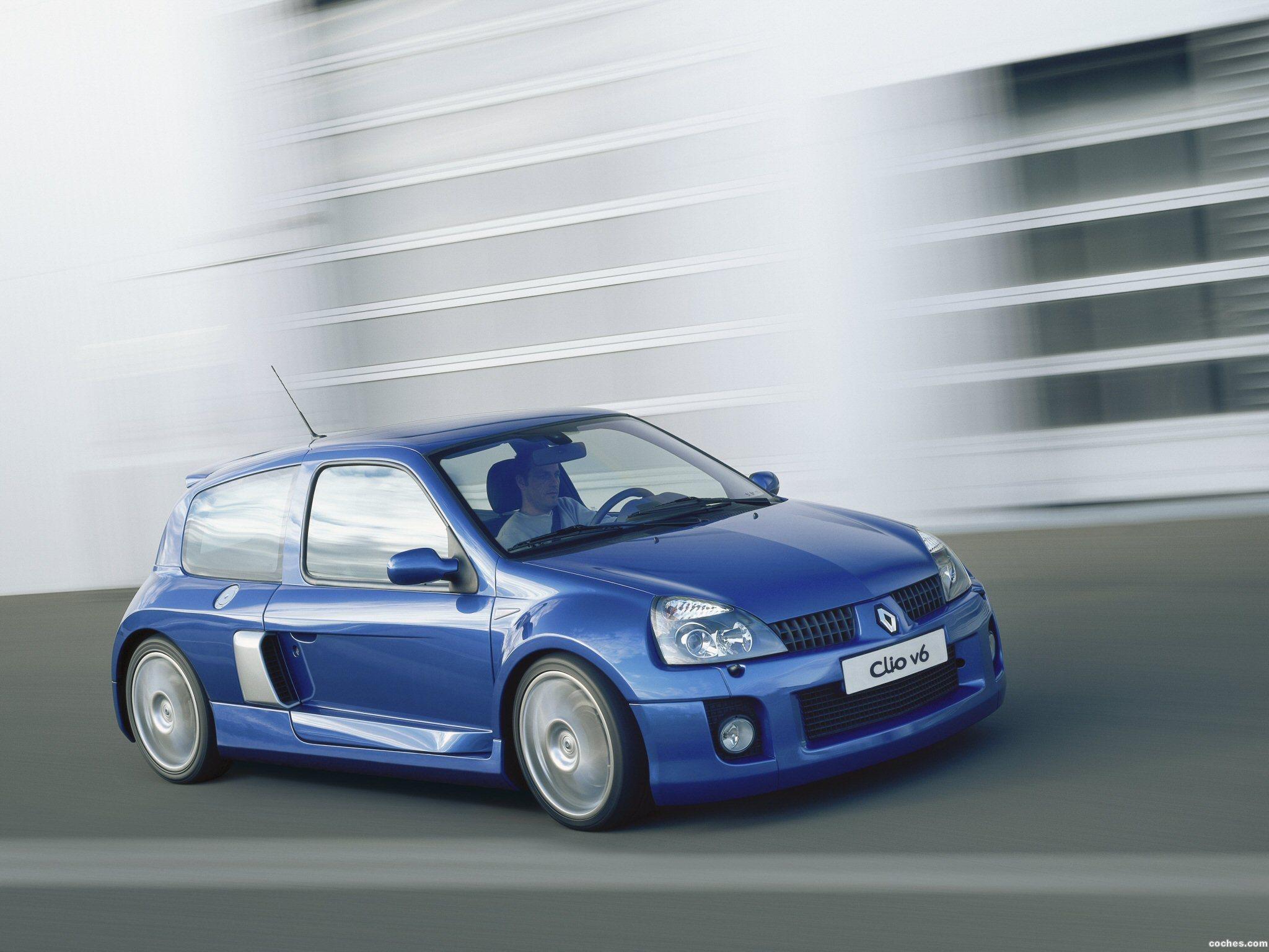 Foto 0 de Renault Clio II GT 2003