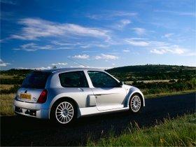 Fotos de Renault Clio II V6 Sport 2000