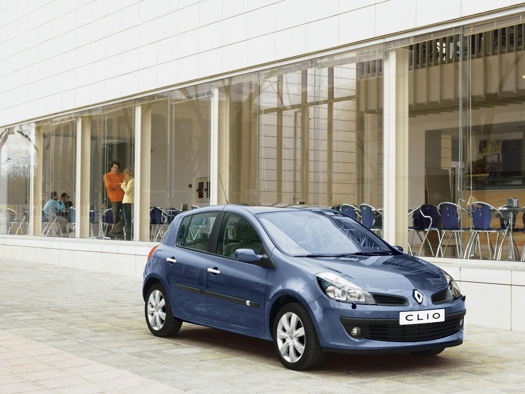 Foto 0 de Renault Clio III 2005