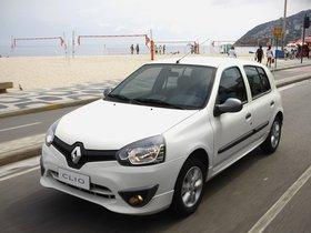 Ver foto 9 de Renault Clio Mercosur 2012