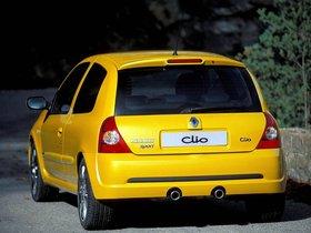 Ver foto 4 de Renault Clio RS 2002