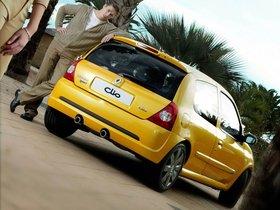 Ver foto 3 de Renault Clio RS 2002