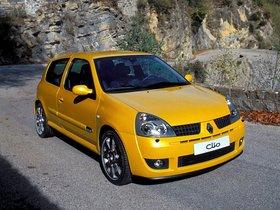 Fotos de Renault Clio RS 2002