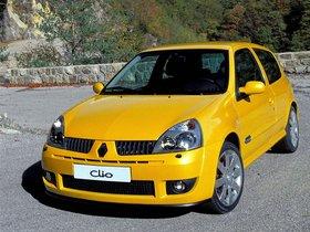 Ver foto 14 de Renault Clio RS 2002