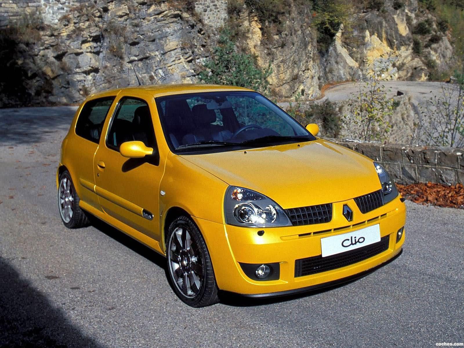 Foto 0 de Renault Clio RS 2002