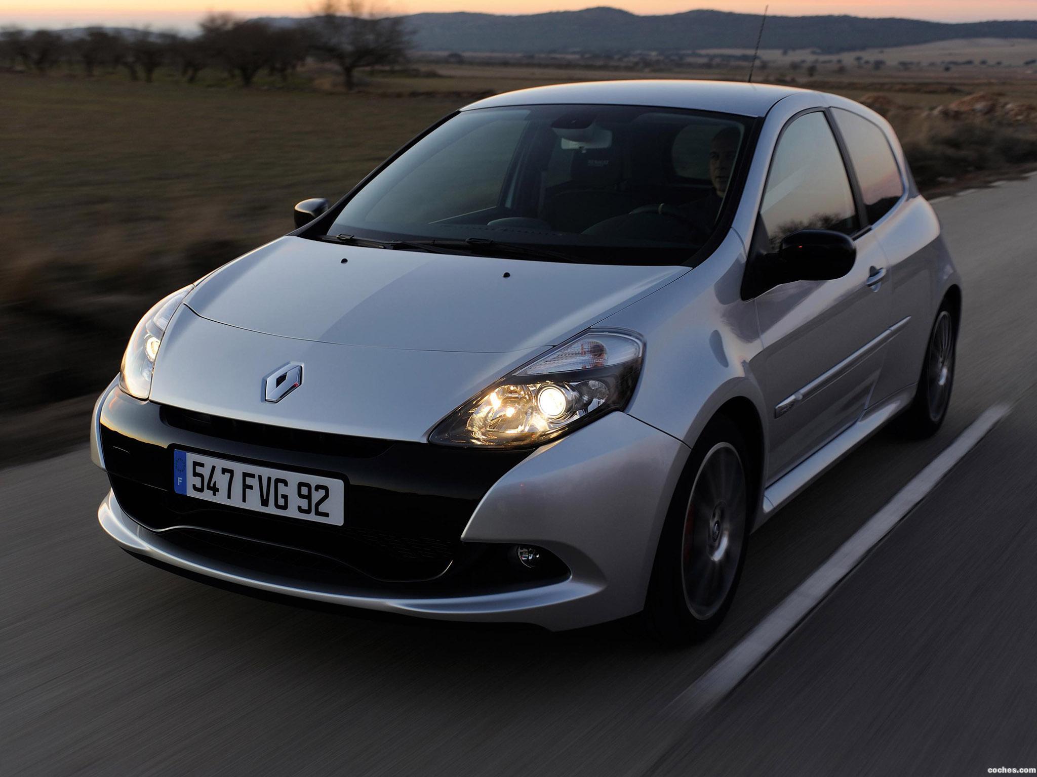 Foto 0 de Renault Clio RS 2009