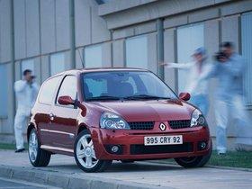 Ver foto 10 de Renault Clio Sport 2002